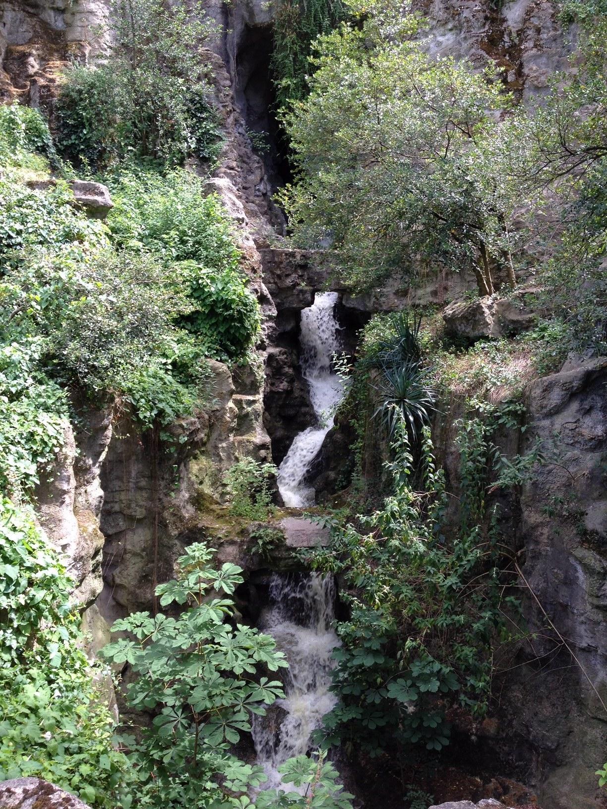 Visite Buttes Chaumont