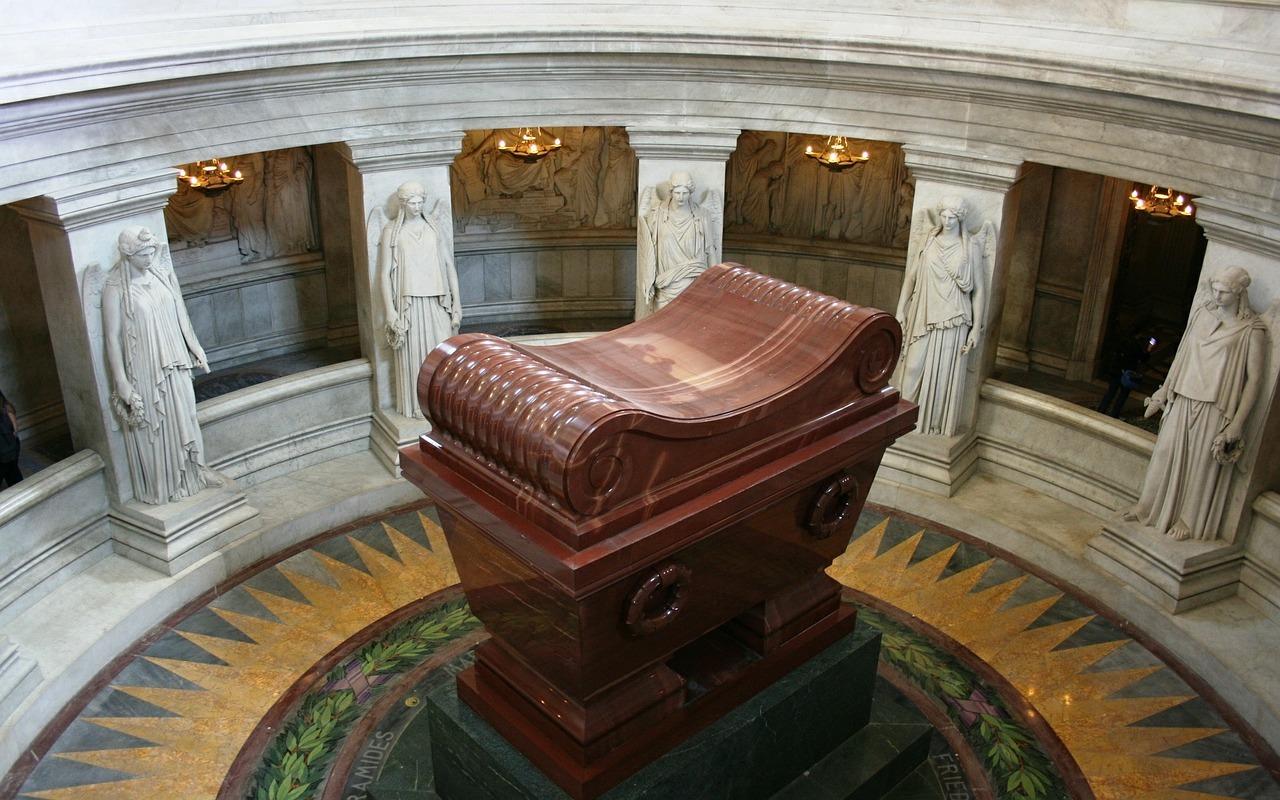 Tombeau de Napoléon aux Invalides