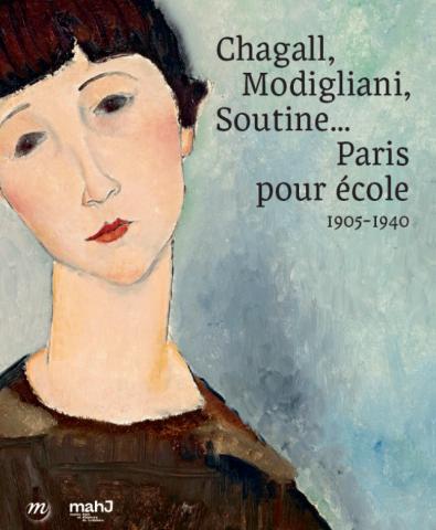 Exposition Chagall Modigliani Soutine