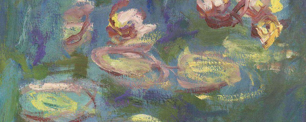 Orangerie, Claude Monet, Nymphéas