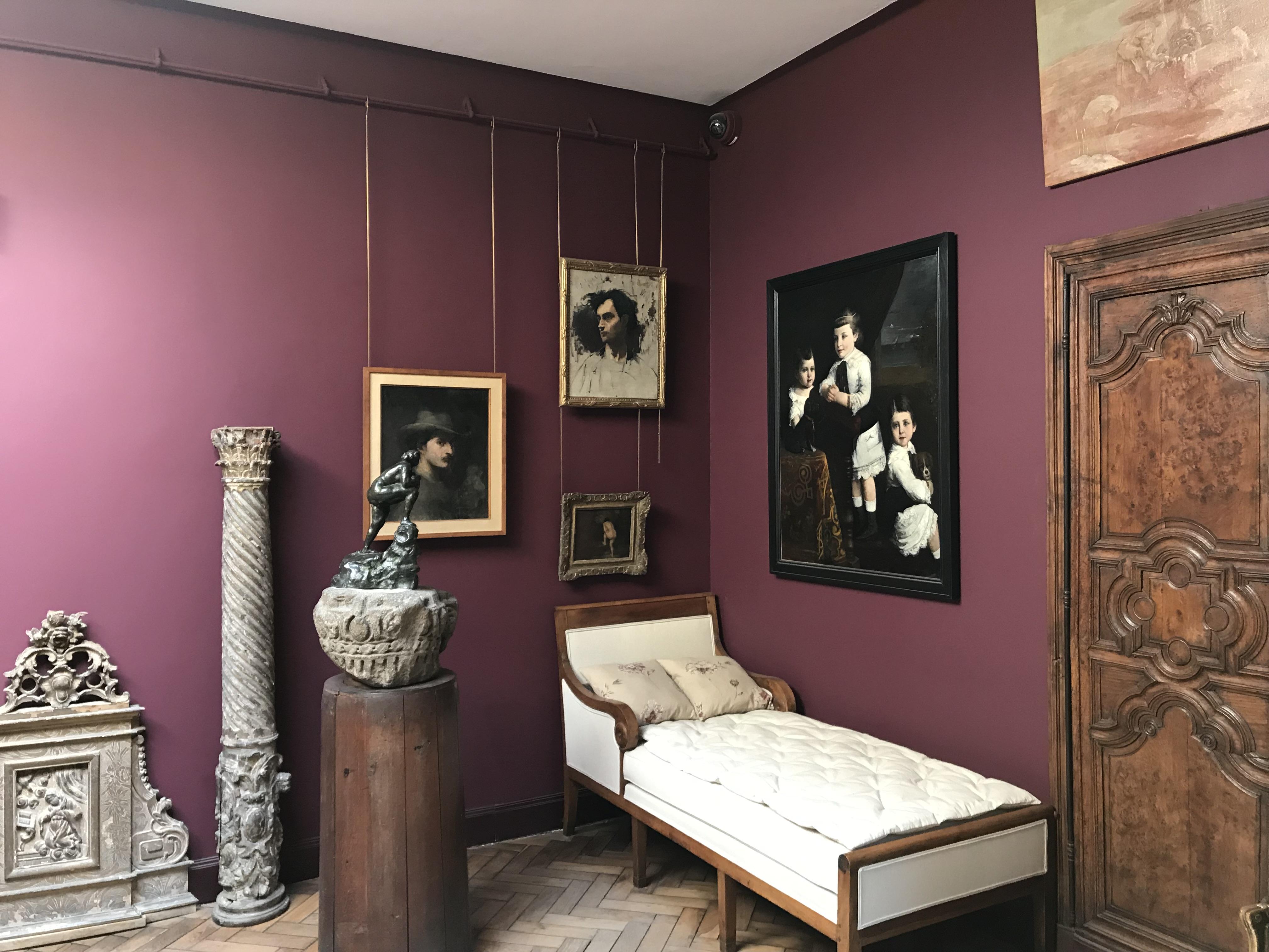 Visite du Musée-atelier d'Antoine Bourdelle