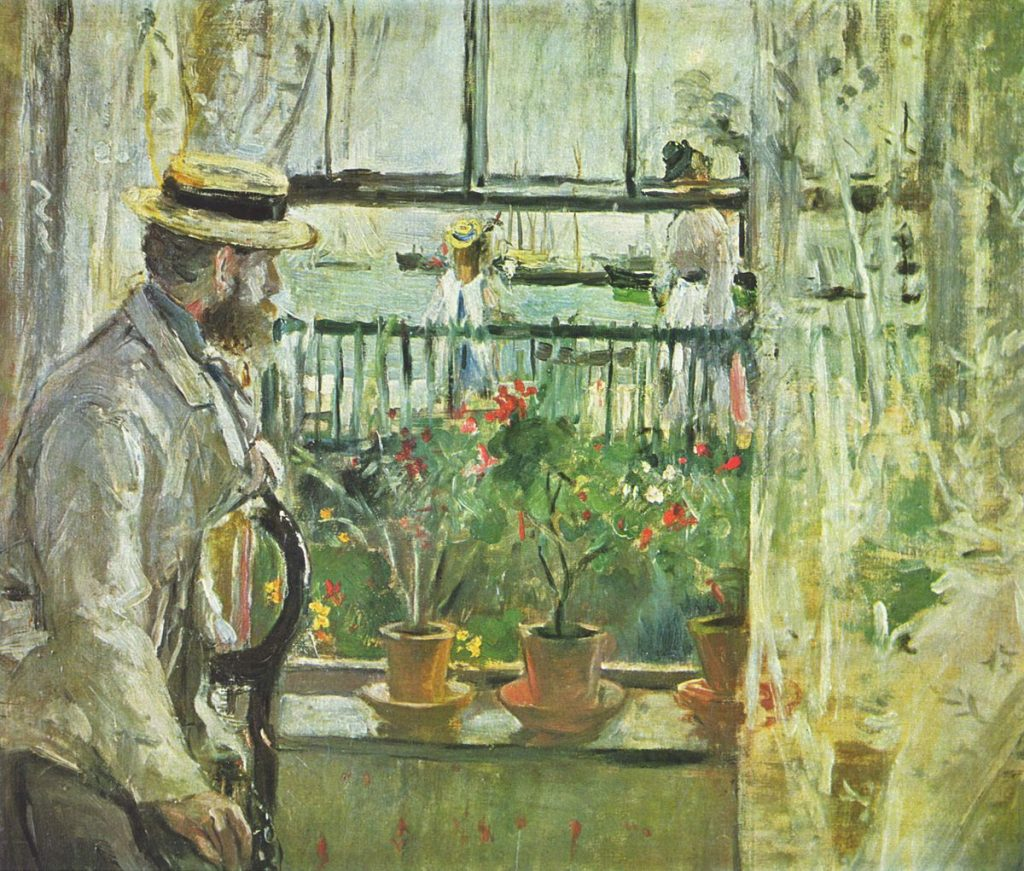 visioconférence Berthe Morisot