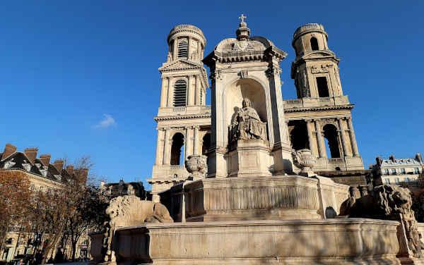 St Sulpice, à l'ombre de St-Germain-des-Prés